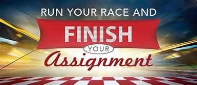 Run Your Race!