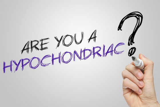 Life of the Hypochondriac...