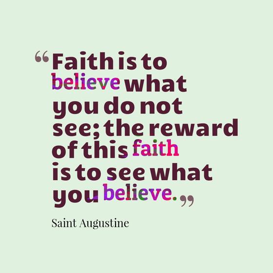 Faith and Not Magic