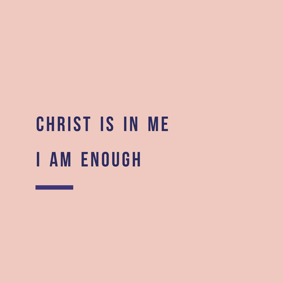 Christ in Me!