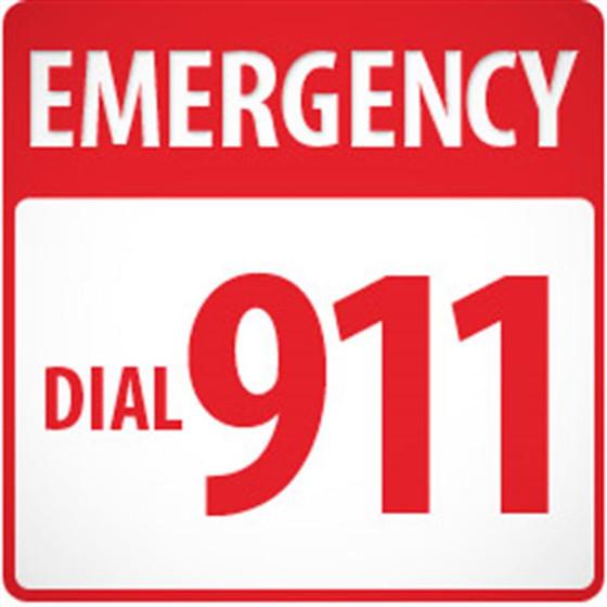 911 it's an emergency...