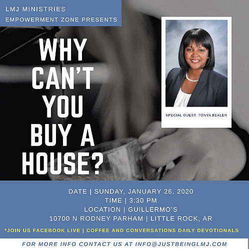Why Can't You Buy A House?