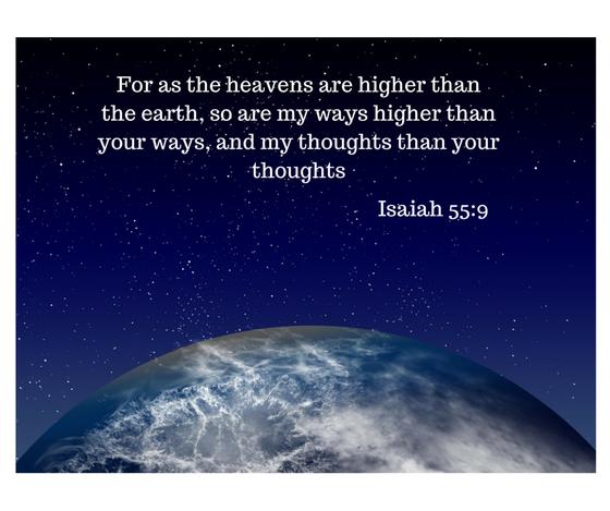 Higher Thinking...