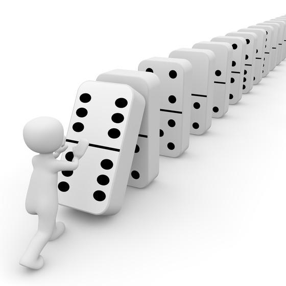 Pride: The Domino Effect