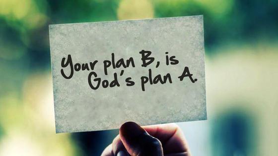 God's Got A Plan