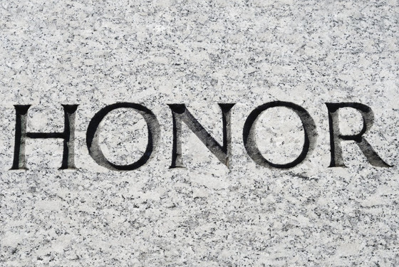 Honor God, Honor People...