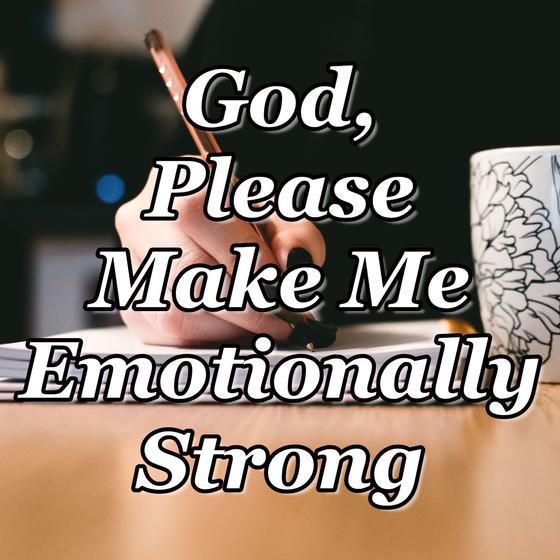 Are You Emotionally Crippled?