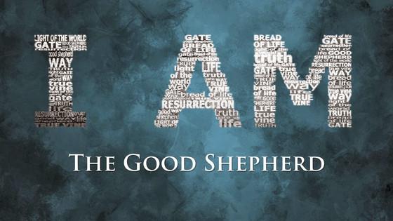 The Good Shepherd...