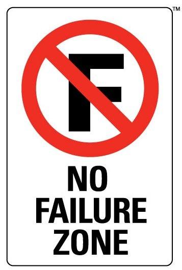 Failure Isn't An Option