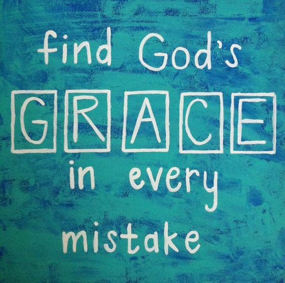 Find the Grace...
