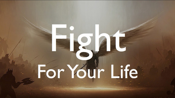 The fight for your life...