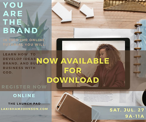 You Are the Brand Digital