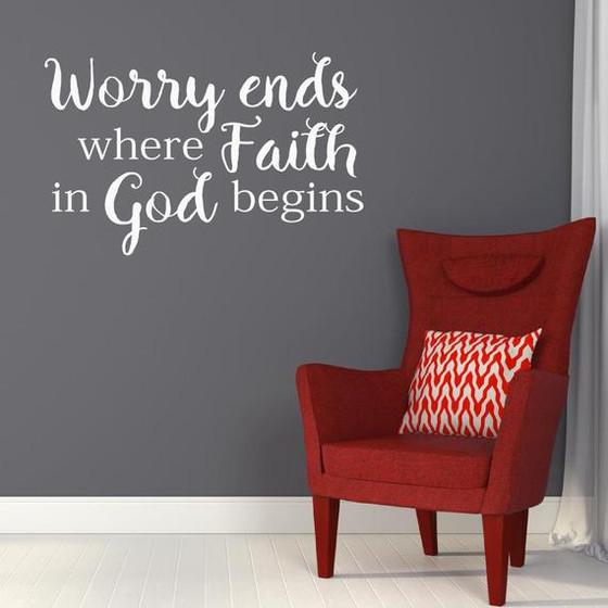 It Begins with Faith!