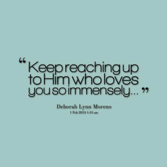Keep Reaching!