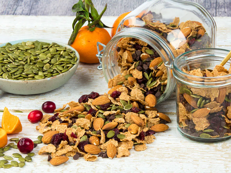 Everything Trail Mix!