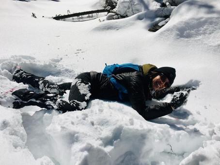 Winter Hiking in YYC 2020