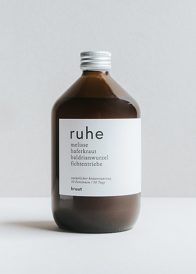oxymel - ruhe (500ml - 50 Portionen)