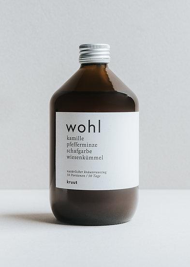 oxymel - wohl (500ml - 50 Portionen)