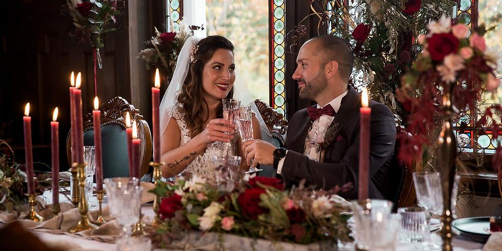 Hochzeits Weinverkostung in Kooperation mit Tanja Gabriel BBQ