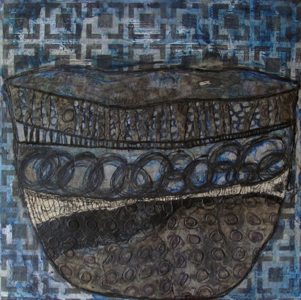 Oriental Tea Cup #17
