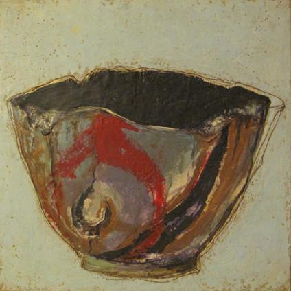 Oriental Tea Cup #4
