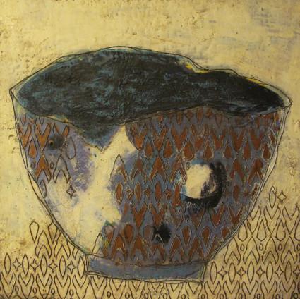 Oriental Tea Cup #3