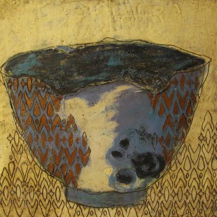 Oriental Tea Cup #1