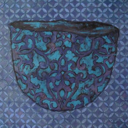 Oriental Tea Cup #20