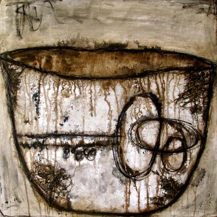 Oriental Tea Cup #8