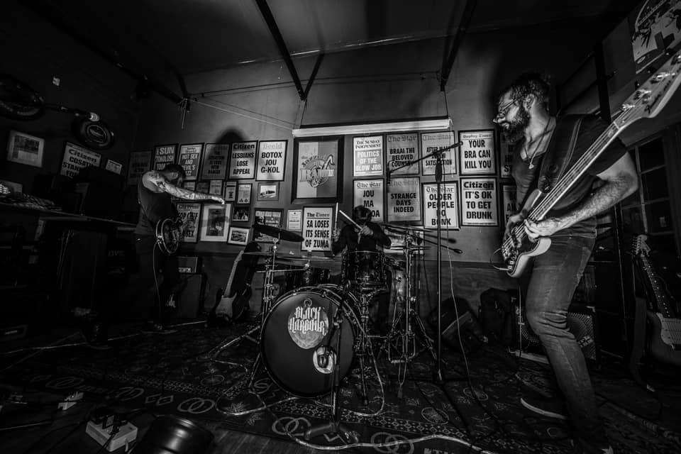blues band black harbour live