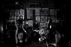 Radium beerhall blues band black harbour