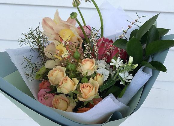 Flower Bouquet 'all pastels'