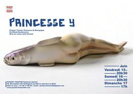 Princesse Y / Julie DESMET