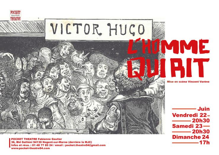 L'Homme qui rit / Vincent VARENE