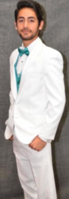 White Tuxedo, Prom Tuxedos, Best man Tuxedos