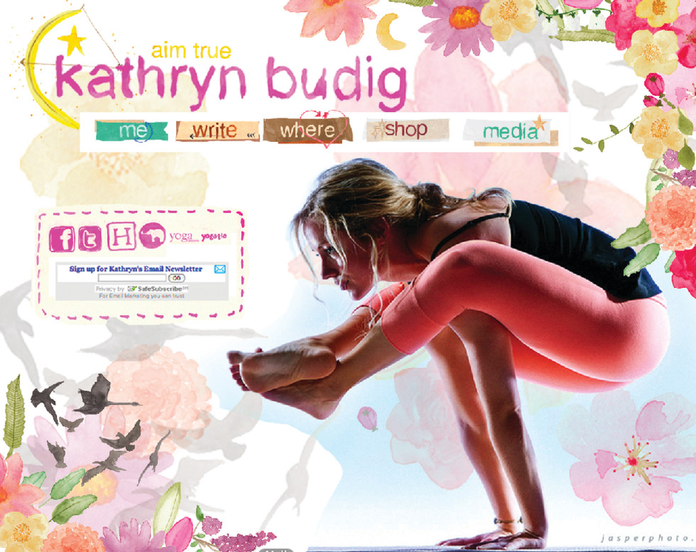 Kathryn Budig