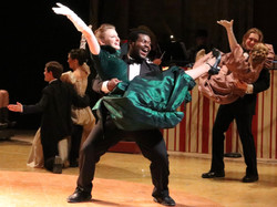 AGYG maurice katie dance