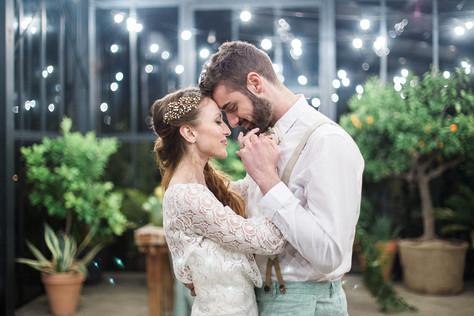 Intimate Italian Garden Wedding Inspiration