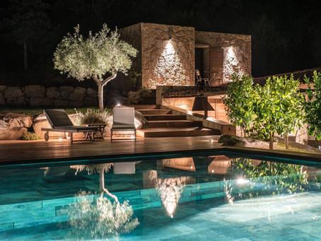 Location de villa, maison de vacances avec piscine à Porto-Vecchio
