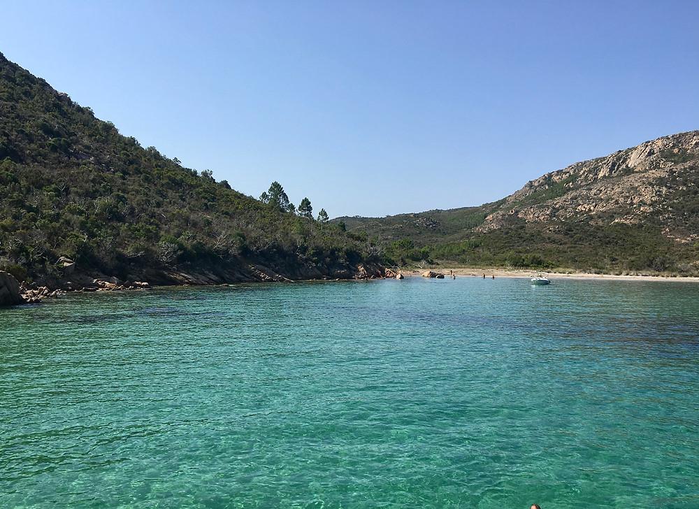 à Louer, villa, bergerie avec piscine à Porto-Vecchio, en Corse du Sud
