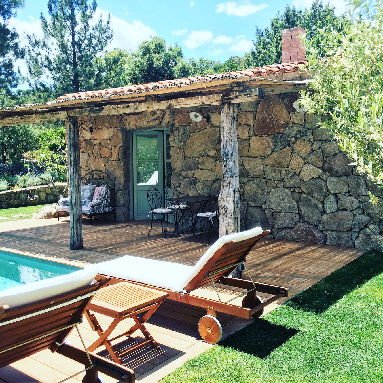Location villa bergerie avec piscine en corse du sud - Location villa avec piscine en corse ...