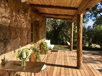 Casa Zia Lucia Bergerie Catalina piscine privée 2 personnes Corse du sud