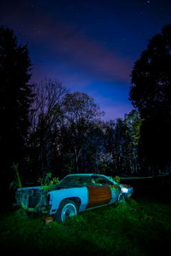 Under the Stars - 1974 Chevy Caprice