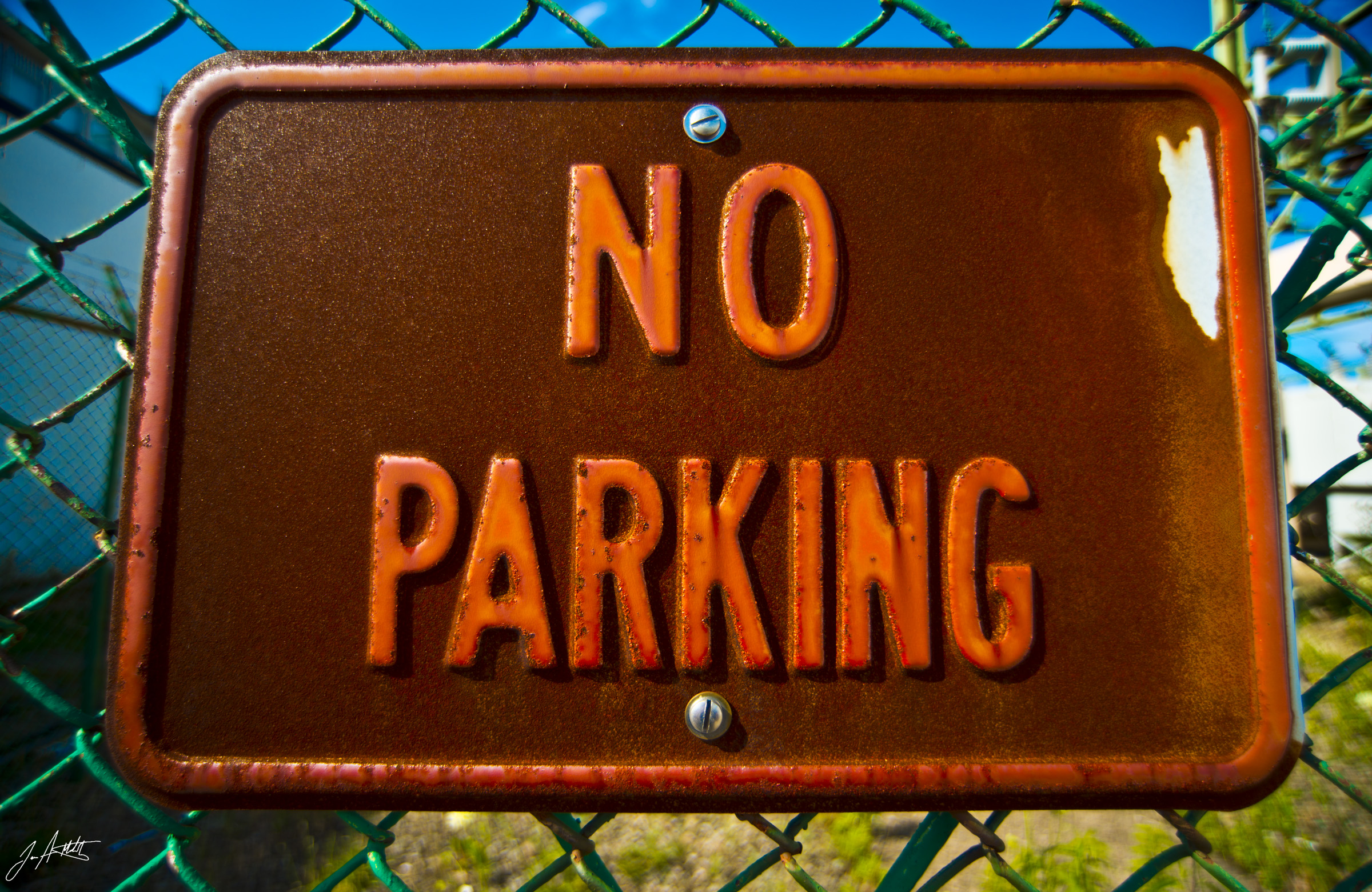 Day 187_No Parking_July6
