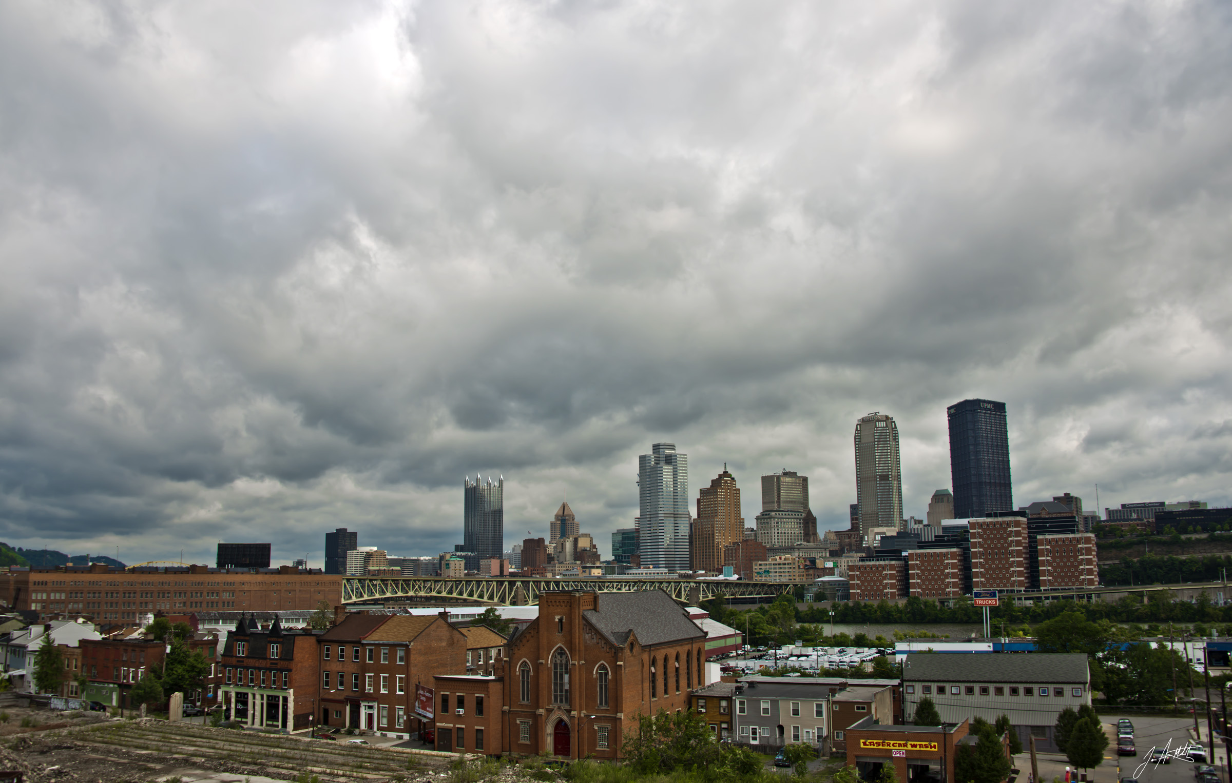 Day215_Stormy Pittsburgh_August3