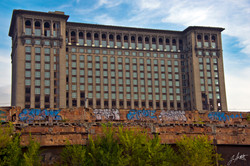 Day 269_Michigan Central Station_September 26
