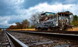 graffiti train Richmond