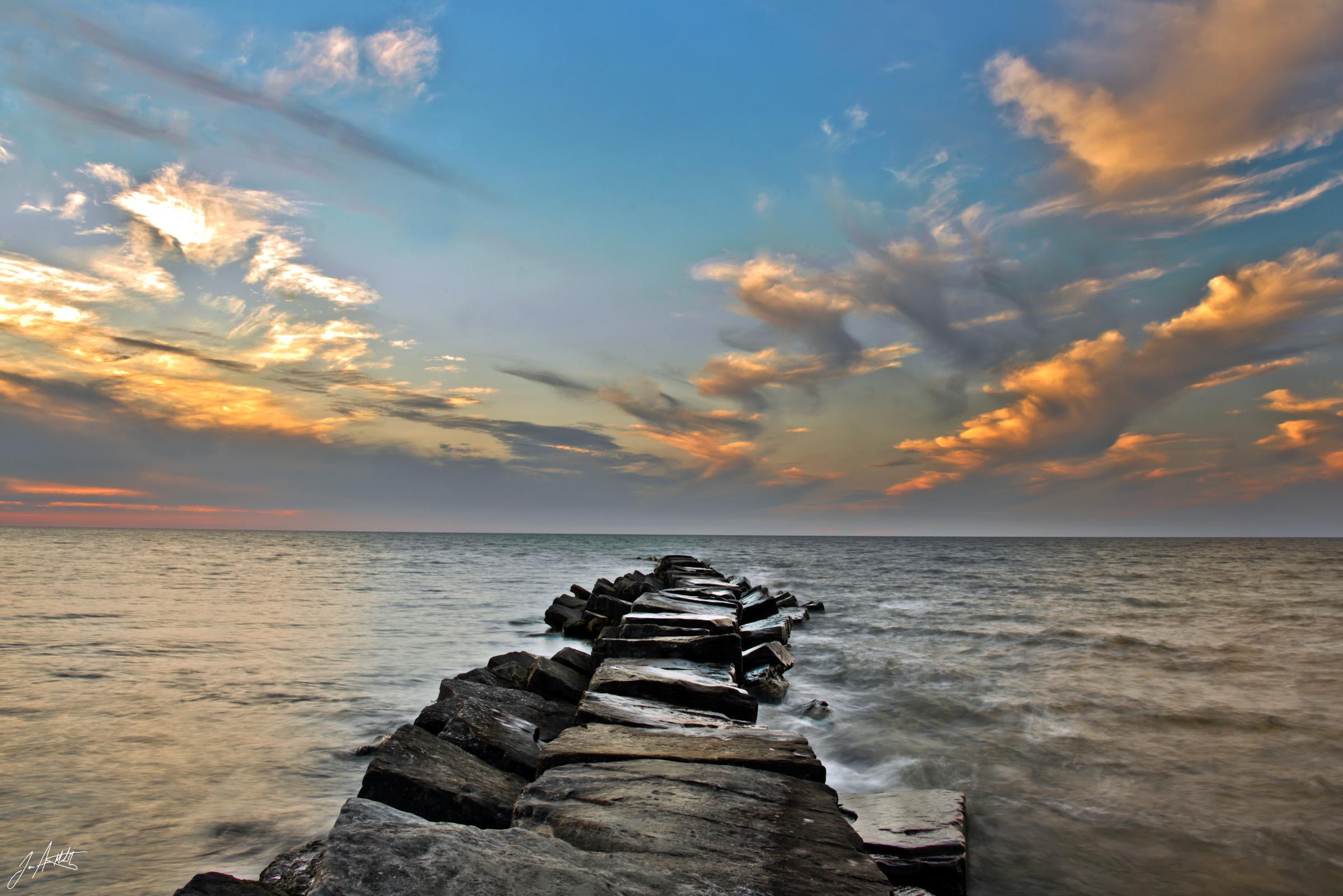 Day323_Rocky Sunset_November19