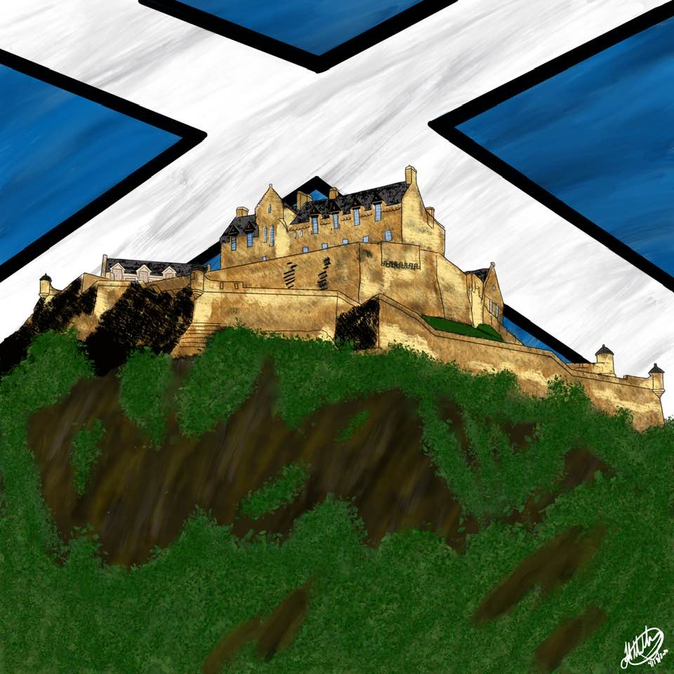THE MOTHERLAND - SCOTLAND