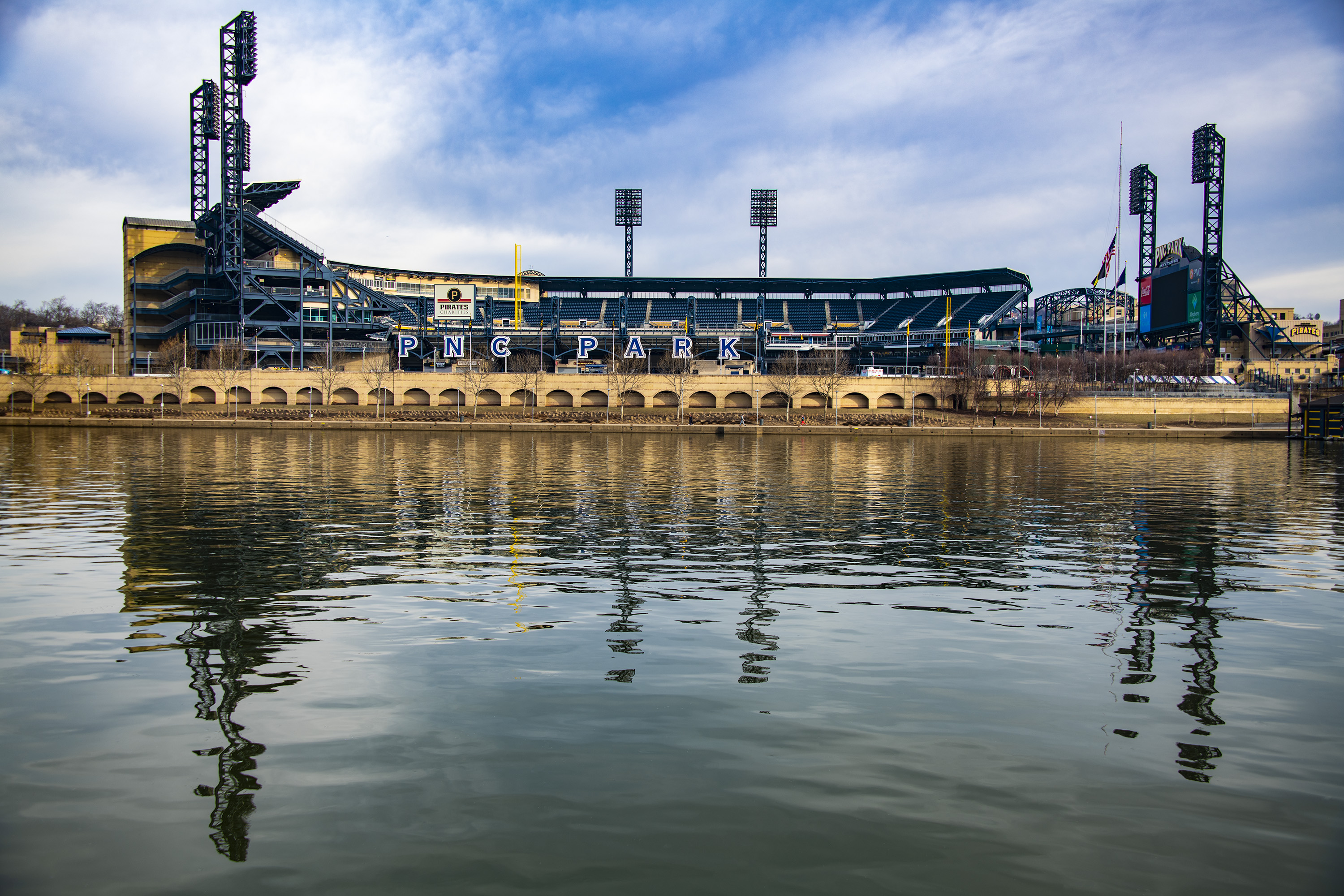 PNC PARK-Opening Day